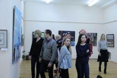Знакомьтесь, авторы Первой молодежной выставки! первая молодежная выставка