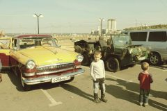 Фото автораФестиваль ретроавтомобилей в Чебоксарах собрал более сорока редких машин  ретроавтомобили