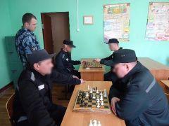 К первому Всероссийскому чемпионату по шахматам среди осужденных присоединились учреждения УФСИН Чувашии УФСИН