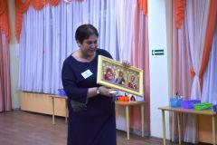 В детском саду № 27 «Рябинка» прошел праздник «Супермама» День матери
