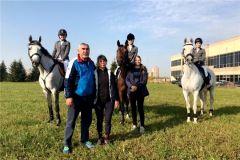 Воспитанники новочебоксарской конно-спортивной школы снова среди сильнейших