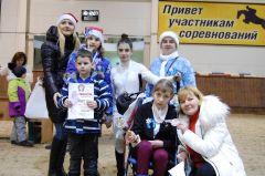 Команда Нижегородской области с заслуженными медалями и дипломами.К победе на коне!