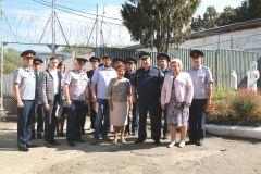 Уполномоченные по правам человека Чувашии и Татарстана посетили ИК-2 ИК-2