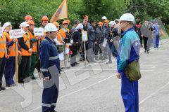 Санитарные дружины ПАО «Химпром» в очередной раз подтвердили звание лучших в Новочебоксарске Химпром