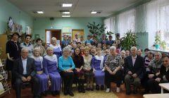 Обществу инвалидов «Химик» - 25 лет Химпром