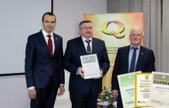 Перкарбонат натрия – лауреат Всероссийской  программы «100 лучших товаров России» Химпром