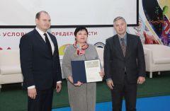 Продукт «Химпрома» - лауреат конкурса «100 лучших товаров России» Химпром