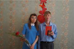 В Новочебоксарске зарегистрирована 200-я пара новобрачных