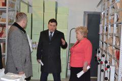 2013_02_22_1.jpgИван Моторин проверил архив Чувашии реконструкция архив премьер-министр Чувашии