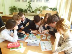 «Разделяй с нами»: В школах Новочебоксарска проходят экологические уроки 2017 - Год экологии и особо охраняемых природных территорий