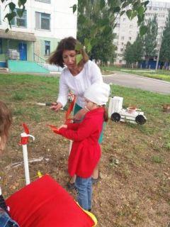 Волонтерское движение «БерезаШефство» стартовало в «Березке»