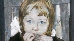 Одна из работ Татьяны СеребряковойВ Новочебоксарском художественном музее открывается выставка художницы Татьяны Серебряковой Выставка Новочебоксарский художественный музей