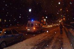 Место ДТП. Фото пресс-службы УГИБДД МВД ЧувашииВ Моргаушском районе под колесами автомобиля погибла женщина ДТП со смертельным исходом
