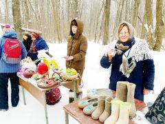 Покупайте сувениры! Пора валенки носить и на праздники ходить! Фестиваль русского валенка