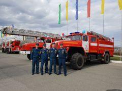 20190430_154213.jpgВ Новочебоксарске чествовали пожарных День пожарной охраны России