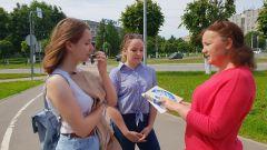 Журналисты газеты «Грани» провели специальную акцию «Как мы знаем Пушкина» 6 июня — Пушкинский день России