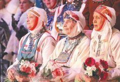 Нина Григорьева, Вера Кузьмина и Нина Яковлева.Весь год под знаком Мельпомены 2019 - Год театра