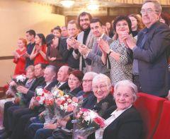 Ветеранам сцены — спасибо!Весь год под знаком Мельпомены 2019 - Год театра