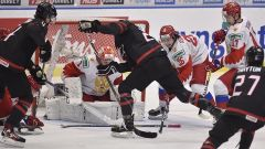 Фото https://cdn.iz.ruРоссия - серебряный призер молодежного чемпионата мира по хоккею! хоккей