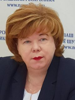 Ольга ЧЕПРАСОВА, глава администрации НовочебоксарскаМаршрут здоровья Реализация нацпроекта