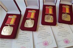 Долгожительницы Новочебоксарска награждены медалью «100-летие Чувашской автономной области» 100 лет Чувашской автономии