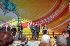 105-летие ШумерлиГлава Чувашии рассказал о перспективах Шумерли Глава Чувашии Олег Николаев