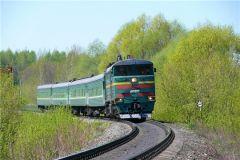 Расписание пригородных поездов в майские праздники изменилось поезд Транспорт