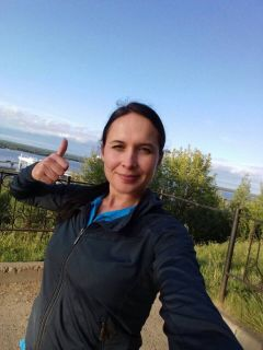 Светлана Васильева, 34 года, инструктор по фитнесуЖить планирую до 120 лет! День физкультурника