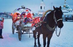 Красная площадь и Московская набережная приглашают на зимние развлечения Новый год-2018