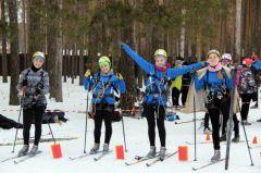 Ельниковская роща приглашает на соревнования по лыжному туризму «Снежинка - 2018» Ельниковская роща