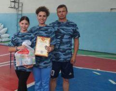 В ИК № 5 проведен конкурс «Папа, мама, я – спортивная семья» УФСИН