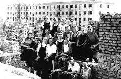 1962 годА мы каменщики... Взгляд сквозь годы 55 лет Новочебоксарску