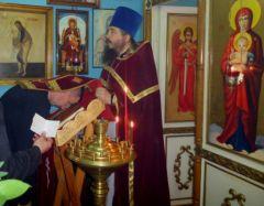 ИК-3Праздничное Богослужение прошло в исправительной колонии № 3 Пасха