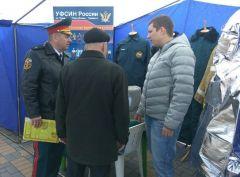 В Чебоксарах развернулась выставка, посвященная Всемирному дню охраны УФСИН