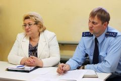 Уполномоченный по правам человека в Чувашской Республике посетила СИЗО № 2 УФСИН Чувашии УФСИН