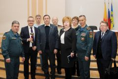 ПАО «Химпром» - лучшее объектовое звено города Химпром