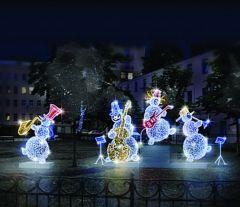 Столица республики начала преображаться к Новому году новый год