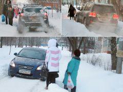 372126.jpgЧебоксарские блогеры объявили войну наглым автомобилистам дороги