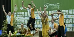 Спортсмен из Чувашии – чемпион мира по спортивной аэробике!