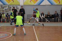 На «Химпроме» определилась команда-победитель игр по мини-футболу Химпром