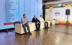 Итоги пресс-конференции в ЕИЦ Чувашии Выборы-2020