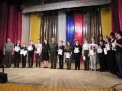 В Новочебоксарске определили победителей и призеров игр «Зарница» и «Орленок» орленок зарница