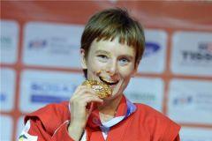 Самбистка из Чувашии Елена Бондарева завоевала золото на Европейских играх в Минске