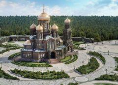 Имя солдата —  в храме Победы День Победы главный храм Вооруженных сил России