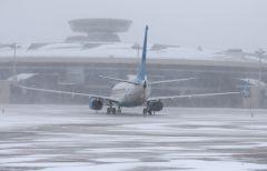 Сотни пассажиров пока не могут вылететь из МосквыБолее 20 рейсов задержаны в Москве из-за неблагоприятной погоды авиа