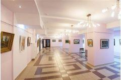 Национальная библиотека Чувашской Республики приглашает на открытие выставки участников пленэра «Вселенная Миттова – Миттов тӗнчи»