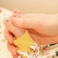 Первый ребенок 2019 года в Чувашии - девочка