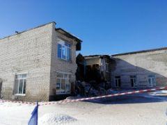 В Чувашии обрушилась школа школа обрушение МЧС Чувашии