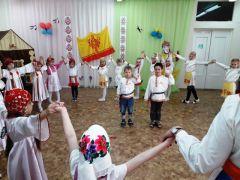 Квест «Путешествие по Чувашской Республике» прошли воспитанники детсада № 34