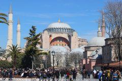 Софийский собор. Фото автораСтамбул Великолепный Колесо путешествий